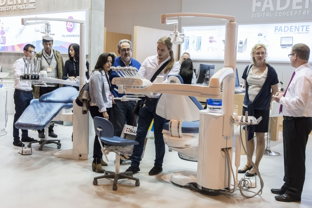 Stand Enfoque Dental Expodental