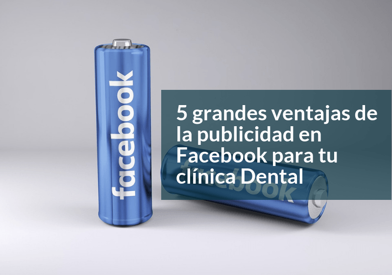 Facebook Ads para clínica dental