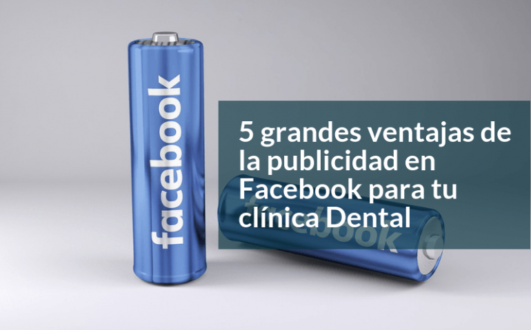 Facebook Ads para clínica dental