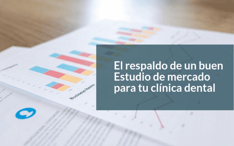 estudio de mercado para clinica Dental